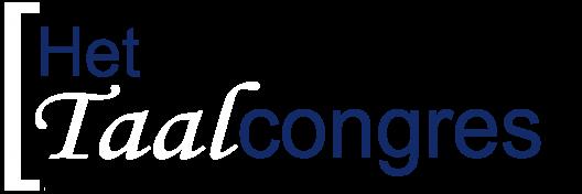 COVER - editie 2 - oktober 2014 - logo Taalcongres