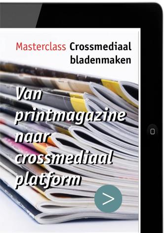 cover - juni15 - Masterclass Crossmediaal bladenmaken